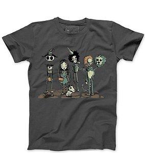 Camiseta Masculina O Mágico de Oz - Loja Nerd e Geek - Presentes Criativos