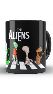 Caneca Geekz The Aliens