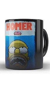 Caneca Geekz Homer Simpsons - Loja Nerd e Geek - Presentes Criativos