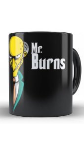 Caneca Geekz The Burns
