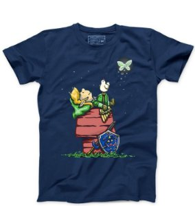 Camiseta Masculina Good Grief Link   - Loja Nerd e Geek - Presentes Criativos