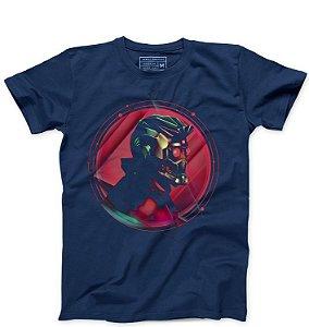 Camiseta Masculina Rei das Galaxias - Loja Nerd e Geek - Presentes Criativos