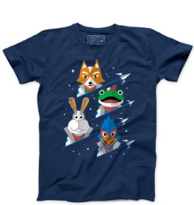 Camiseta Masculina Defensores  - Loja Nerd e Geek - Presentes Criativos