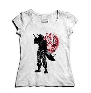 Camiseta Feminina Ex Soldado - Loja Nerd e Geek - Presentes Criativos