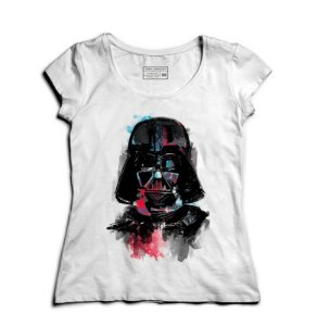 Camiseta Feminina  Color Dark - Loja Nerd e Geek - Presentes Criativos