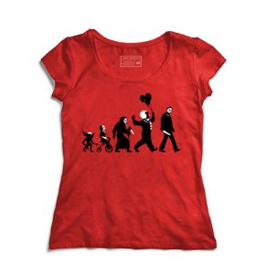 Camiseta Feminina Assassins - Loja Nerd e Geek - Presentes Criativos