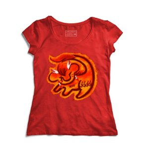 Camiseta Feminina Little Lion - Loja Nerd e Geek - Presentes Criativos