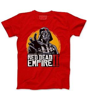 Camiseta Masculina Galactic Evil King  - Loja Nerd e Geek - Presentes Criativos