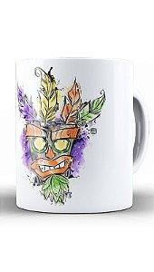 Caneca Magic Bandicoot - Loja Nerd e Geek - Presentes Criativos