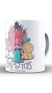 Caneca Jogo dos brinquedos - Loja Nerd e Geek - Presentes Criativos