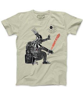 Camiseta Masculina Powerful Dark - Loja Nerd e Geek - Presentes Criativos