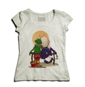 Camiseta Feminina Babies Friends  - Loja Nerd e Geek - Presentes Criativos
