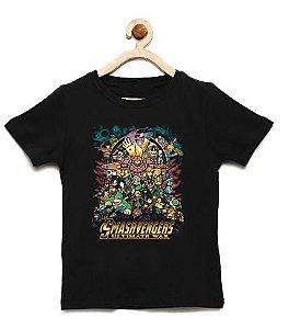 Camiseta Infantil Ultimate War - Loja Nerd e Geek - Presentes Criativos