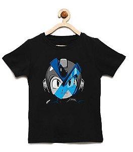 Camiseta Infantil Mega Jogador - Loja Nerd e Geek - Presentes Criativos