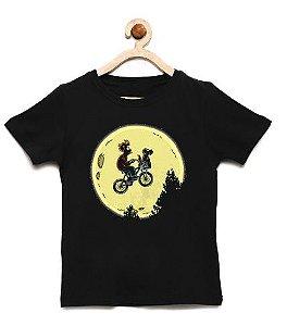 Camiseta Infantil ET Dog - Loja Nerd e Geek - Presentes Criativos