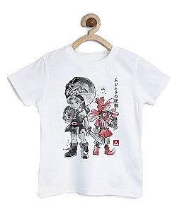 Camiseta Infantil Elf Game - Loja Nerd e Geek - Presentes Criativos