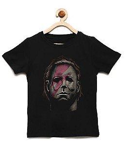 Camiseta Infantil Sexta Feira do Terror - Loja Nerd e Geek - Presentes Criativos