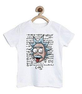 Camiseta Infantil Formula MC- Loja Nerd e Geek - Presentes Criativos