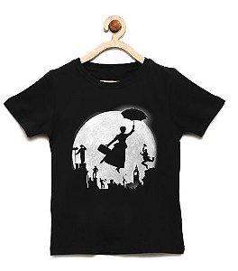 Camiseta Infantil A Baba - Loja Nerd e Geek - Presentes Criativos