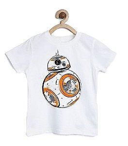 Camiseta Infantil BB - Loja Nerd e Geek - Presentes Criativos