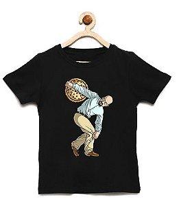Camiseta Infantil Biscoito Quimico - Loja Nerd e Geek - Presentes Criativos