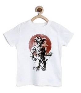 Camiseta Infantil Super Dragon Force - Loja Nerd e Geek - Presentes Criativos