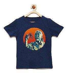 Camiseta Infantil O Ninja  - Loja Nerd e Geek - Presentes Criativos