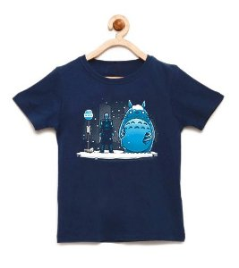 Camiseta Infantil North - Loja Nerd e Geek - Presentes Criativos
