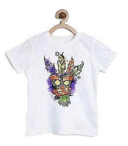 Camiseta Infantil Magic Bandicoot  - Loja Nerd e Geek - Presentes Criativos