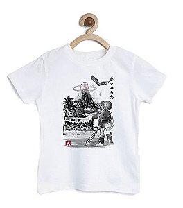 Camiseta Infantil Elf - Entre Mundos - Loja Nerd e Geek - Presentes Criativos