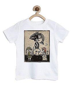 Camiseta Infantil My Hero Elf   - Loja Nerd e Geek - Presentes Criativos