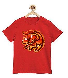 Camiseta Infantil Little Lion - Loja Nerd e Geek - Presentes Criativos