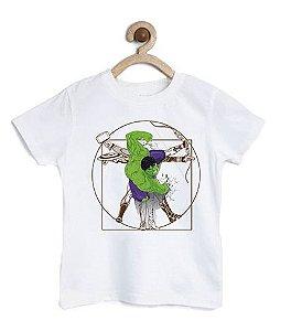 Camiseta Infantil The Angry  - Loja Nerd e Geek - Presentes Criativos