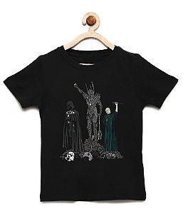 Camiseta Infantil Bad Guys - Loja Nerd e Geek - Presentes Criativos