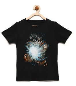 Camiseta Infantil Super Dragon - Loja Nerd e Geek - Presentes Criativos