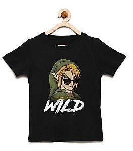 Camiseta Infantil Elf Style  - Loja Nerd e Geek - Presentes Criativos