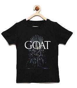 Camiseta Infantil Rainha  - Loja Nerd e Geek - Presentes Criativos
