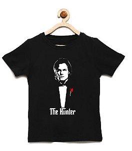 Camiseta Infantil Brother Sam - Loja Nerd e Geek - Presentes Criativos