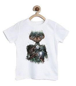 Camiseta Infantil Minha Casa - Loja Nerd e Geek - Presentes Criativos