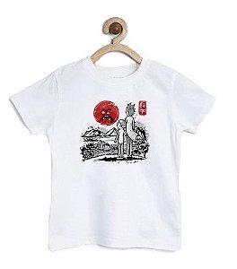 Camiseta Infantil Avistando o Espaço - Loja Nerd e Geek - Presentes Criativos