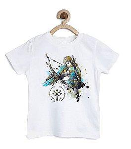 Camiseta Infantil Elf - Loja Nerd e Geek - Presentes Criativos
