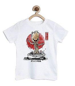Camiseta Infantil Tree Song - Loja Nerd e Geek - Presentes Criativos