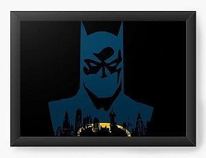 Quadro Decorativo A3 (45X33) Geekz Morcego - Loja Nerd e Geek - Presentes Criativos