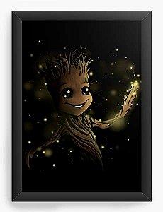 Quadro Decorativo A3 (45X33) Geekz Tree - Loja Nerd e Geek - Presentes Criativos