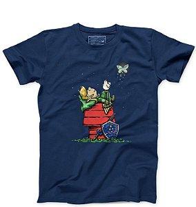 Camiseta Masculina Legend Of Elf - Loja Nerd e Geek - Presentes Criativos