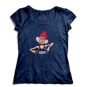 Camiseta Feminina Einstein - Loja Nerd e Geek - Presentes Criativos