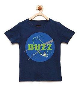 Camiseta Infantil Buzz - Loja Nerd e Geek - Presentes Criativos