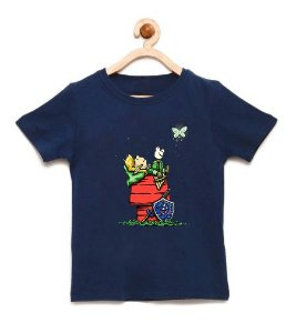 Camiseta Infantil Legend of Elf - Loja Nerd e Geek - Presentes Criativos