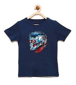 Camiseta Infantil Guardian Star Lord  - Loja Nerd e Geek - Presentes Criativos