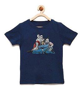 Camiseta Infantil Skeletor Mumm Ra - Loja Nerd e Geek - Presentes Criativos